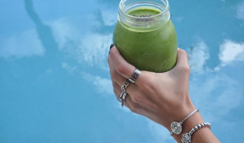 Green Smoothie |                                                  Jugo Verde